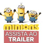 Minions bate Jurassic World nas bilheterias brasileiras http://t.co/6hujHqwO6w #G1 http://t.co/kuGcXRANDV