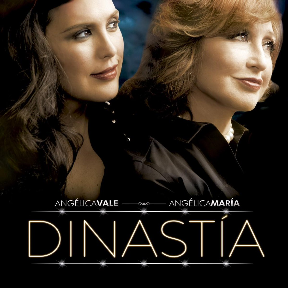 """La """"Dinastía"""" de Angélica María y Angélica Vale se concentra en un álbum de grandes éxitos. ¡Consíguelo en Sanborns! http://t.co/TO6YtE3iRK"""
