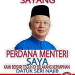 @nyonyacyber Sye rse ramai u-turn skg @NajibRazak blk Kak..hahahah http://t.co/GjAYf1miNa