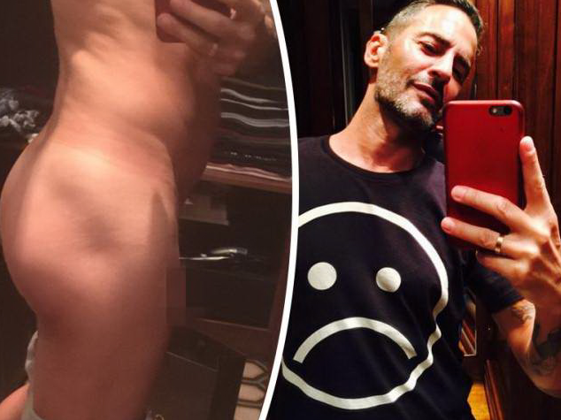 Dick By Marc Jacobs: Designer Accidentally Posts Nude