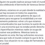 """Totalmente cierto, """"La reacción de Vanessa Senior es la glorificación más ridícula de la viveza criolla..."""" http://t.co/YzcNC45ago"""