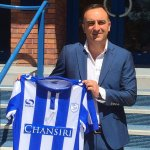 CONFIRMED: Carlos Carvalhal appointed head coach at @swfc #swfc http://t.co/k1MAdtmZ8B