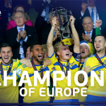 Congratulations, Sweden - champions of Europe! #U21EURO http://t.co/hiqraI5Zqo