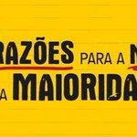 Compartilhe as 18 Razões para a Não Maioridade Penal: http://t.co/wmKKLVVyFc. #Reducaonaoesolucao @PTnaCamara http://t.co/mxRm9HVHG0