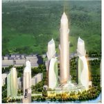 Gambaran Bandaraya Johor Bahru suatu hari nanti. dah macam Burj Dubai. http://t.co/12BBwVtLL3