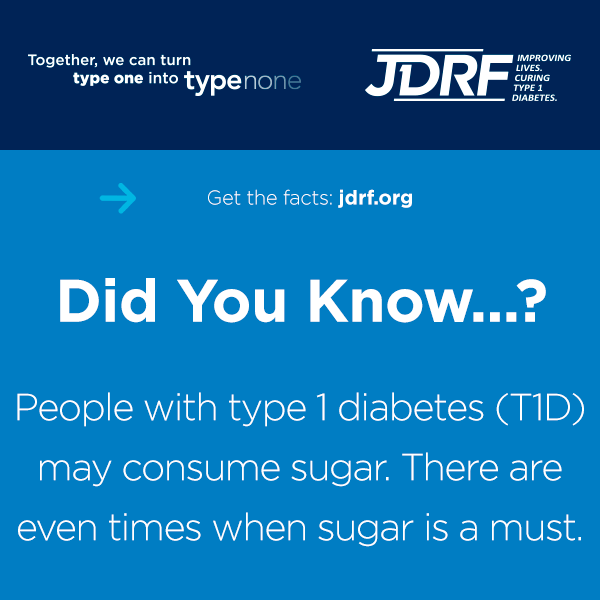 #T1D isn't caused by consuming too much sugar or any other dietary choice. It is autoimmune. @CrossFit @CrossFitCEO http://t.co/Ch0r64jOPX