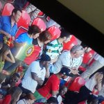Sempre presentes!! FORÇA LEÕES @Sporting_CP http://t.co/AVURXZOA7x