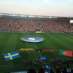 Moments away from the 2015 #U21EURO final! http://t.co/sZVKYvhudg