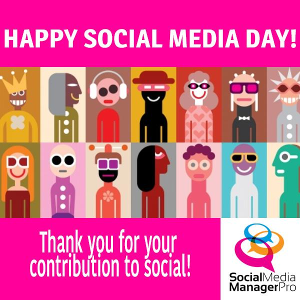 Happy #SMDay to all my fellow Social Media Managers!  #SMDay2015 #smmgr #SMMPro http://t.co/ZvA1rhI0CT