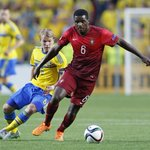 Sweden U-21s 0-0 Portugal U-21s HT: Portugal on top in a game of few chances but Sweden more than holding their own. http://t.co/cXXmPZz7X7