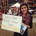 2 Months have passed since the Nepali Earthquake... #LetUsNotForgetAboutNEPAL #SupportNFCC http://t.co/P1JNlBsRGm
