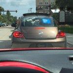 VW Caravan through Tampa! #SMDayTampa #VIP @ReevesVW http://t.co/2QLdEcneZ3