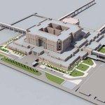 صور تصميم مشروع المدينة الطبية بـ #جامعة_طيبة بسعة ٧٠٠ سرير بتكلفة إجمالية مليار ريال #مرحباً_سلمان http://t.co/zXRcoopxix