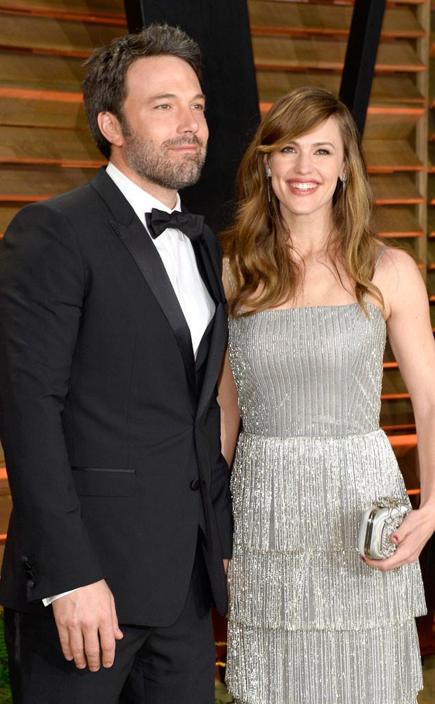 BREAKING: Ben Affleck and Jennifer Garner announce divorce after 10 years of marriage.