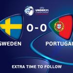 EURO SUB21 - FINAL - PRORROGAÇÃO ENCERRADA: Portugal 0-0 Suécia - Teremos pênaltis! http://t.co/dosxkfbOjw