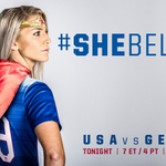 Strength in numbers. 314 million strong. #SheBelieves #OneNationOneTeam http://t.co/t0AWooq7K2