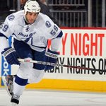 NEWS: #TBLightning re-sign @syracusecrunch captain Mike Angelidis to a 1-year contract. http://t.co/opXboaU6Tb http://t.co/LXvuuvBx1v
