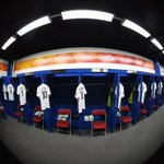 2 hours to go. We took a quick look inside the #USA & #GER changing rooms. Not long now till start line-ups are in. http://t.co/TmWrAv3PNt