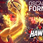 Welcome @oscarforman #flyyouhawks - full story at http://t.co/3nOCSPtiAO http://t.co/mB9qV8F4HP