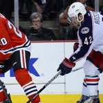 Report: Blackhawks trade Brandon Saad to the Blue Jackets. http://t.co/rkXvx8FMzT http://t.co/BgQNu9QFRe