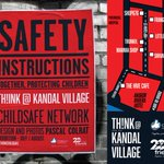 #THINKChildSafe #SiemReap #Cambodia ! #ChildProtection Expo opens @KandalVillage. https://t.co/Z2pinbedRJ http://t.co/ktSDqLE8tR