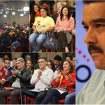#ContactoConMaduroNro33 con todos los triunfadores del PSUV de Caracas y Miranda. VALE DECIR: EL TRABUCO http://t.co/Kv0g18FU7m
