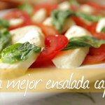 RT @SaldanhaCicero @CGomes53 @raulsaenz6 @bodasyweddings: La mejor ensalada caprese yum! http://t.co/8LPbqfH4Qd http://t.co/LZQwnTHTjH