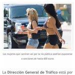 Las faldas por debajo de la rodilla Totalmente prohibido maquillarse Las mujeres con el pelo corto se les multará http://t.co/FLpdCWtymS