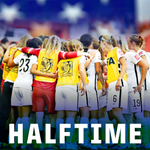 HALFTIME: #USA with plenty of chances (#GER with a few as well) but were still scoreless in Montreal! #Believe http://t.co/g95VDSblpU