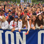 Lincoln Park do you #Believe?? Big crowd out at #FanHQ in Chicago today! #USAvGER 0-0, 49 http://t.co/5W9GtzRlyf