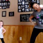 'My mom is going to rock!' Pregnant mother and daughter make awesome dance video http://t.co/rK5nTTUPMZ http://t.co/gpK0Ytuqj1