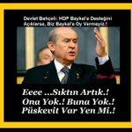 Bahçeli ağzındaki baklayı çıkarsın artık.Herşeye hayır. AKPye evet mi? @gonul_insani_ @fatihaksoy1881 @ebalta35 http://t.co/FAdkm6d6qW