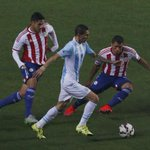 #CopaAmerica2015 DESCANSO: #Argentina 2-1 #Paraguay desde Concepción, Chile. http://t.co/MMUuH8sqWT