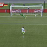 VIDEO: Celia Sasic sent a penalty attempt wide left in #USAGER, missed chance to go up 1-0 http://t.co/qG5XQeadTw http://t.co/S4VeOCzbcv
