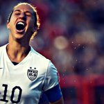 Big time players rise in big time moments. #USA ???? @CarliLloyd ???? #SheBelieves http://t.co/llo6X696hB