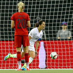 #USA KNOCK GERMANY OUT OF THE WORLD CUP. Goals from Lloyd & OHara book #FIFAWWC final spot: http://t.co/lGpIDCoT2W http://t.co/A8xirWc7dv