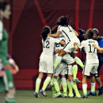 Headed to the #FIFAWWC Final! #SheBelieves #USA http://t.co/Ji9Oe4gYQq