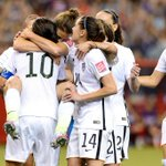 World Cup Final, anyone? TEAM USA is headed there after 2-0 win over Germany! #USWNT http://t.co/KPZvtBdvvI