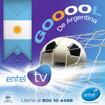 #Chile2015 Gol de #ARG #ARG(5) vs #PAR (1) #enteltv http://t.co/am8N4g6kkV