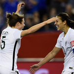 Watch: OHara ices USWNTs 2-0 win over Germany with a close-range goal http://t.co/r7w9qmp2kW http://t.co/bNbwhOEcF1