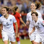 UPDATE: #USWNT beat Germany 2-0, advance to World Cup final: http://t.co/XShBnHwAbh Oh, this penalty kicks. http://t.co/oaSgch0INg