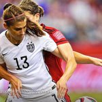 U.S beats Germany, 2-0, advancing to Womens World Cup final http://t.co/CawDWGwcY3 http://t.co/AoRAjbDn40