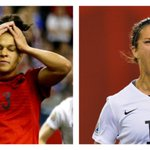 Both USA and Germany earned penalty kicks, but each team finished with opposite results. http://t.co/EfGoaIKqZQ