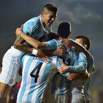 #ARG na final da Copa América! E por 6 a 1! http://t.co/luwEWftGn1 http://t.co/tmO0L5254P