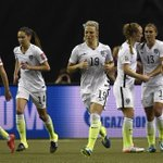 USA is 1st country to reach four WWC finals and will look to be 1st to win three titles. http://t.co/AjsJPLtePy