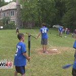 Jack's Junkball Tournament raising money for ALS research: http://t.co/kMSMNOFVAA http://t.co/XZg7ckfknN