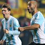 #Chile2015 | ¡FINAL! GOLEADA #ARGENTINA #Argentina 6 - 1 #Paraguay LA SELECCIÓN EN LA FINAL http://t.co/GF3nyNWUIb