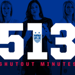 @ussoccer_wnt:#USWNT continued its shutout streak today by holding Germany scoreless... Its now at 513min. #Believe http://t.co/bY92XN7mvv