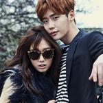 [BREAKING] Dispatch Reports Birth of a New Star Couple: #LeeJongSuk and #ParkShinHye! http://t.co/qpii9HysOF http://t.co/nyzvXSanwo