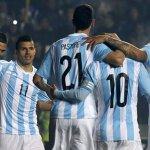 Argentina aplica supergoleada no Paraguai e vai à final da Copa América http://t.co/xYrrRgVCc4 http://t.co/MjAxlYGsHb